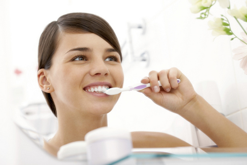 Brushing  Ford Dental Group CA 92647-4484